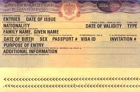 Information on russian visa mongolia visa general information on russian visa thecheapjerseys Image collections